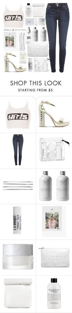 """""""It's our world so you know it's going down. I ain't got a lotta of money, but I got a lotta style."""" by courageousmind ❤ liked on Polyvore featuring Alexander Wang, Dune, River Island, H&M, Cara, L:A Bruket, SUQQU, Miss Selfridge, philosophy and Burt's Bees"""