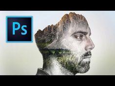 Double Exposure in Photoshop - Tutorials 411 : Tutorials 411