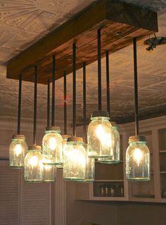 Creative diy rustic farmhouse decor ideas (7)
