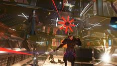 Sairento VR releases in January with story campaign mode https://www.pcinvasion.com/sairento-vr-releases-january-campaign-mode #gamernews #gamer #gaming #games #Xbox #news #PS4