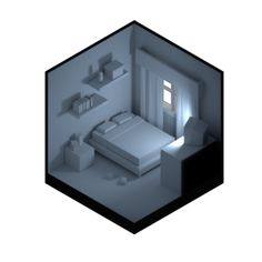 Low Poly on Behance Isometric Art, Isometric Design, 3d Design, Game Design, Speed Art, Low Poly Models, Low Poly 3d, 3d Artwork, Blender 3d