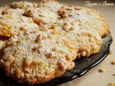 Questi biscotti con il riso soffiato sono semplicissimi da fare, ma vi garantisco che sono davvero buoni, friabili e golosi