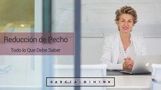 Reduccion de Pecho | Dra. Garcia-Dihinx
