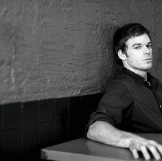 Dexter, yes he's a serial killer, a damn handsome one