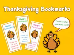 These bookmarks will show your students that you care about them. Imagine a big happy smile on their face when they receive a personal thank you note from their teacher! Includes 11 full-colour pages with three bookmarks per page and 11 black/white pages kids can colour. White Pages, Teaching Materials, Thank You Notes, Happy Smile, Happy Thanksgiving, Esl, Bookmarks, Students, Black White