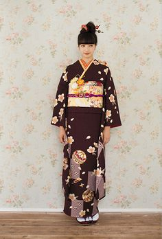 NO.1647 正絹 京友禅 成人式の振袖販売、振袖レンタルの京都きもの友禅