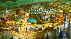 The much anticipated first phase of the new Fantasyland opens at Walt Disney World.