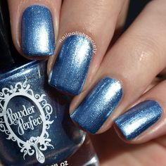 Nail Polish Society>> Powder Perfect The Palace Collection Swatches and Review