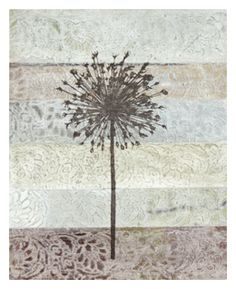 Can you believe this background was made with magazine pages, stencils, and sandpaper? Get the how-to from Stencil Girl via Cloth Paper Scissors today. (mixed media collage with stencils by mary beth shaw)