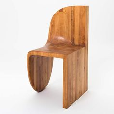 """""""Polymortph chair"""" by Philip Aduazt. In the ancient greek language """"poly"""" means """"many"""" and """"morphé"""" stands for """"shape"""". The term """"Polymorph"""" in this context refers to a design that is composed out of multiple concepts differing in their design vocabulary but yet fusing together into a unified single shape of a chair."""