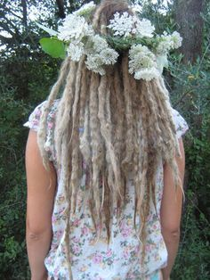 curious about dreads with @Alysiah Stock. thought about @Kristin Cook