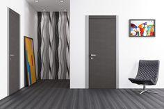Εσωτερική πόρτα Omega Catalog, Blue And White, Curtains, Room, Furniture, Home Decor, Bedroom, Blinds, Decoration Home