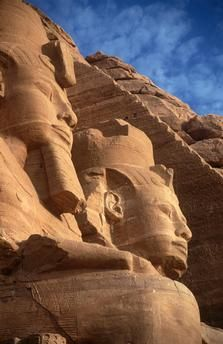 Great Temple of Ramesses II / Abu Simbel