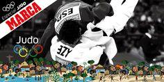 El análisis del Judo en los Juegos Olímpicos de Río 2016. Sigue lo mejor de los…
