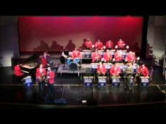 "The Glenn Miller Orchestra, with music director Nick Hilscher, performing the classic ""In The Mood."" Please join us when the Orchestra returns to Spivey Hall on 11/22/14. (Tickets: 678-466-4200.) #bigband #atlanta"