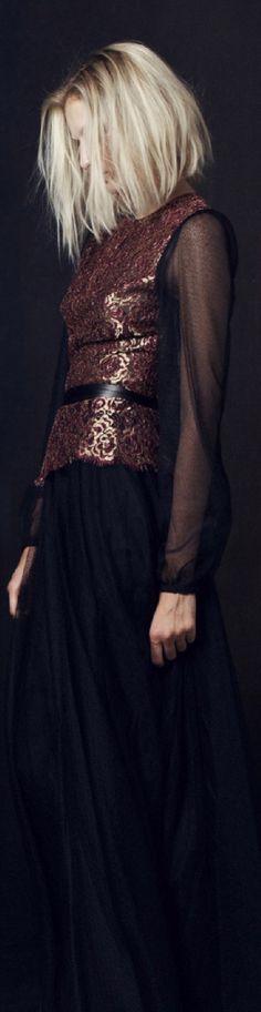 Fall 2015 Ready-to-Wear Sophia Kah V