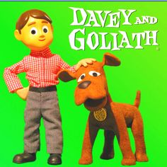 Davey and Goliath - When children's TV was as innocent as we were