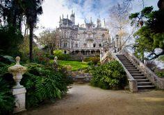 Palácio da Regaleira, Sintra