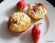 Cata, Muffin, Breakfast, Food, Gluten Free Recipes, Cooking Recipes, Apple Cakes, Queso Blanco, World Cuisine