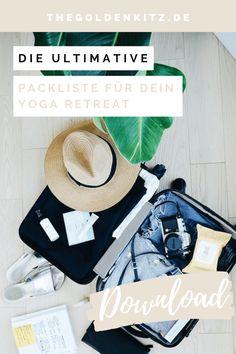 Im September ging es für mich das erste Mal zum Yoga Retreat in ein Kloster. In meinem Blog berichte ich von meinen Erfahrungen und was ihr einpacken solltest!