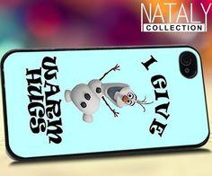 Olaf Frozen iPhone Case