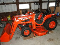 Kubota Tractors, Small Farm, Cabin, Tools, Building, Instruments, Cabins, Buildings, Cottage