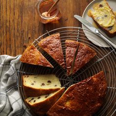 Favorite Irish Soda Bread Recipe -My best friend Rita shared this irresistible Irish soda bread recipe. It bakes up high, with a golden brown top and a combination of sweet and savory flavors. —Jan Alfano, Prescott, Arizona