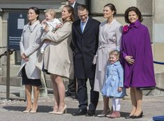 Pin for Later: Princess Estelle of Sweden Is Only 3, but She Already Has So Much Personality