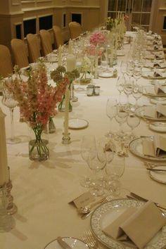 Four Seasons Hotel Hampshire wedding flowers