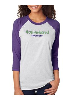 Boymom #outnumbered I LOVE IT