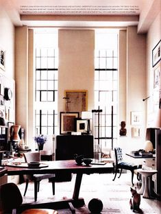 Thomas O'Brien's living room has long been one of my favourite rooms... thx to Vogue Living AU