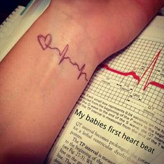 First heartbeat i so want it !