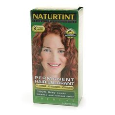 Naturtint Permanent Hair Colorant, 8C Copper Blonde 5.4 fl oz (155 ml) * Want additional info? Click on the image.