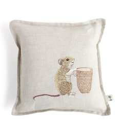 Catbird :: shop by category :: HOME & GIFTS :: Little Mouse Tooth Fairy Pillow
