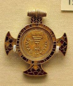 British Museum - jewellery Anglo Saxon