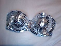 Disco Bra Diy http://www.craftster.org/forum/index.php?topic=338562.0