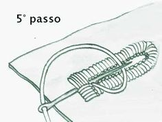 Occorrente : ago per cucito, filo di cotone, matita, tagliasole oppure normali forbicine 1) Adagia il campione del bottone sulla stoffa e segna con una matita la lunghezza dell'asola. Ric…