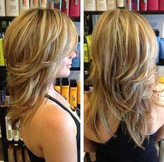 Modern Choppy Hair Cuts