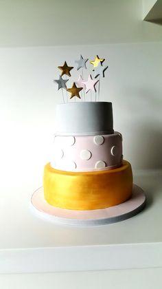 Birthday cake star