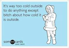 Winter sucks!!!