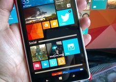 live folder windows phone