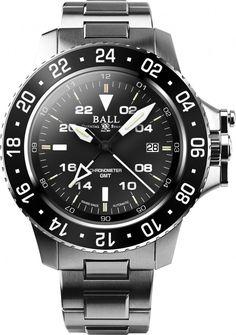 Ball Watch | Engineer Hydrocarbon AeroGMT Canada - Model DG2016A-SCJ-BK