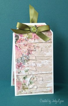 HYCCT1524 Thanks Tag by jodylb - Cards and Paper Crafts at Splitcoaststampers