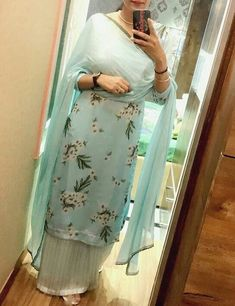 Best Trendy Outfits Part 28 Indian Salwar Suit, Punjabi Salwar Suits, Designer Punjabi Suits, Indian Suits, Indian Attire, Indian Designer Wear, Patiala, Plazzo Suits, Embroidery Suits Punjabi