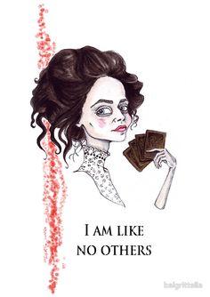 Vanessa Ives - Penny Dreadful - Eva Green - fan art