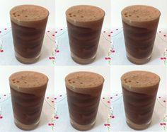 panelinha - chocolate gelado para o verão