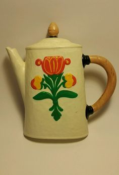 WALL PLAQUE TEA POT COFFEE POT in Collectibles, Decorative Collectibles, Decorative Collectible Brands | eBay
