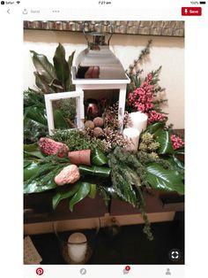 Christmas Flower Arrangements, Christmas Centerpieces, Floral Arrangements, Christmas Decorations, Holiday Decor, Deco Floral, Floral Design, Grave Decorations, Table Decorations