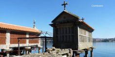 Combarro - Rías Baixas - Galicia. Entre horreos y cruceiros... #turismo #RiasBaixas www.nuevovichona.com #vacaciones #Sanxenxo