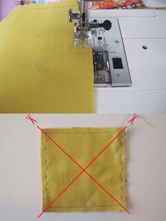 easy pinwheel quilt block